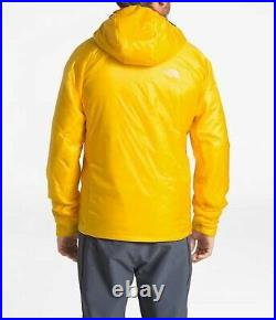 The North Face Proprius L3 Summit Down Hoodie Men's Jacket Sz M Yellow NWT