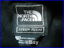 The North Face Steep Tech Designscot Schmidt Ski Hideaway Hoodie Jacket Sz XL