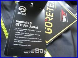 The North Face Summit GTX Series L5 Goretex Pro Jacket Mens Large New NWT