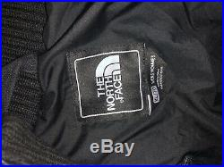 The North Face Summit L3 Hoodie Hooded 800-Down Jacket Black Grey