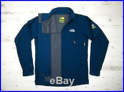The North Face Summit Series Gritstone Softshell Men's Hoodie Jacket M RRP £185