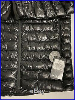 The North Face Summit Series L3 800 Down Hoodie Mens Jacket Black Slim Fit XL
