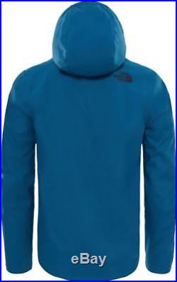 The North Face TNF Durango Hoodie Jacket Mens SoftShell WindWall New T0A6RJBH7