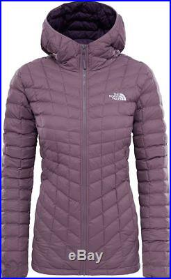 The North Face TNF ThermoBall Hoodie Womens Winter Jacket Super Warm T93BRJ559