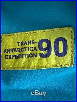 The North Face TNF Trans- Antartica Expedition 90 Retro Vintage XXL