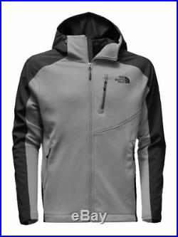 The North Face Tenacious Hybrid Hoodie Jacket (L) High Rise Gray/ Asphalt Gray