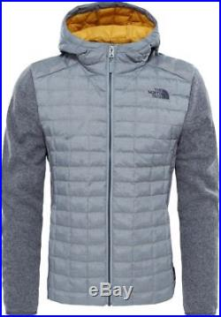 The North Face ThermoBall Gordon Lyons Hoodie Mens Winter Jacket Warm T92U7ZH5F