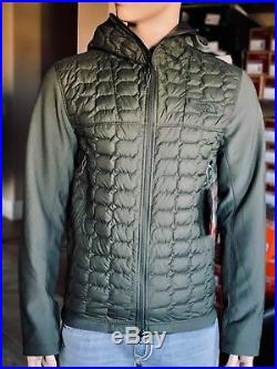The North Face ThermoBall Hybrid Hoodie Standard Fit Jacket size M $180