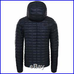The North Face Thermoball Eco Hoodie Mens Jacket Synthetic Fill Urban Navy