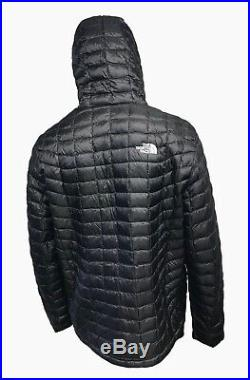 The North Face Thermoball Hoodie Men's Extra Large XL Black FREE SHIPPING $220