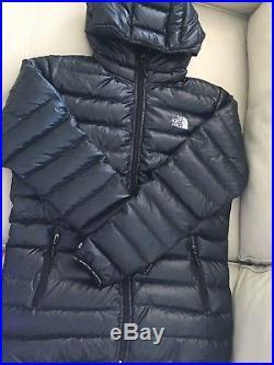 The North Face Trevail Hoodie jacket goose down Blue NavyMedium 800 series