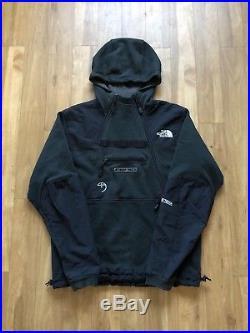 The North Face Vintage Steeptech Sweatshirt Hoodie Gore Tex