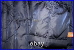 The North Face Women Metropolis Parka 550 Insulated Down Urban Navy Small BNWT
