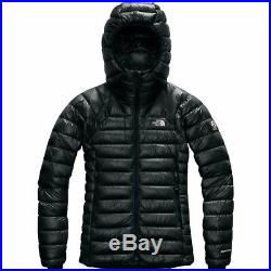 The North Face Women's L3 Summit Series 800 Fill Goose Down Hoodie NWT Black