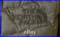 The North Face Women's THERMOBALL Hooded Jacket Hoodie Black New Small
