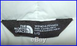 The North Face Women's Thermoball Hoodie Full Zip Jacket, Vaporous Grey, Size L