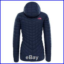 The North Face Women's Thermoball Hoodie Jacket Urban Navy rrp £180
