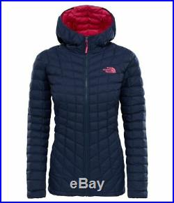 The North Face Women's Thermoball Hoodie Size Medium Urban Navy