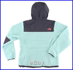 The North Face Womens Denali Hoodie Light Blue L