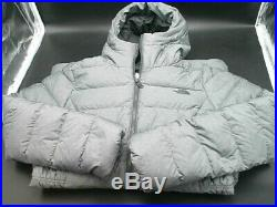 1e240bc82 The North Face Womens Gotham Parka II Hoodie Jacket Medium Heather ...