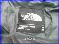 The North Face Womens Gotham Parka II Hoodie Jacket Medium Heather Grey Size M