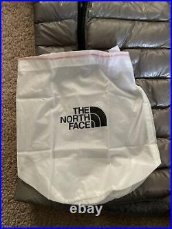 The North Face Womens Summit Series L3 Down Hoodie 800 Pro Down Sz Medium Grey