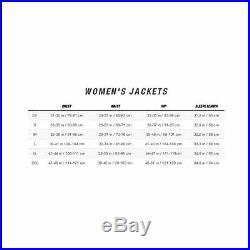 The North Face Womens Summit Series L3 Ski Jacket Hoodie TNF Black Sz Large