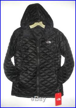 The North Face Womens Thermoball Hoodie Jacket-a3ku2- Tnf Black- S M, L, Xl- Nwt