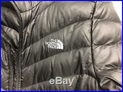 The North Face Womens Trevail parka Coat TNF hoodie black Size XL