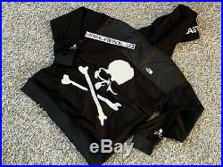 The North Face X Mastermind Japan Mmj Pullover Hoodie Us Eu L Asia XL Black Skul