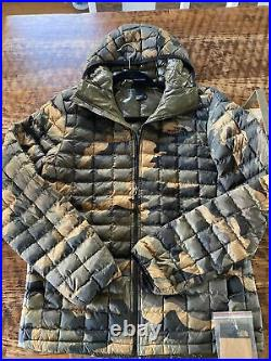 The North Face (thermoball-eco Hoodie) Men Size M. Authentic With Tags