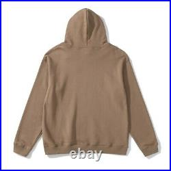 The North Face x Gucci Hoodie Color Brown Size Medium