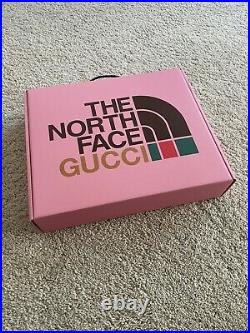 The North Face x Gucci Hoodie Sweatshirt