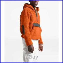 The north face M CAMPSHIRE PULLOVER HOODIE PAPAYA US MENS SIZES NF0A3YRS-EQQ