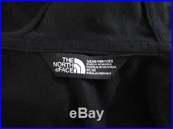 UPDATE Mens TNF The North Face Cinder 100 Hoodie Tenacious Fleece Jacket Black