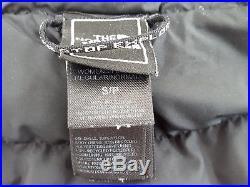 W817 Womens The North Face Grey Pertex Quantum Hooded Jacket Coat Uk Small S 8